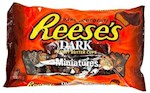 Reese's Peanut Butter Cups Miniatures Dark Chocolate (1 Unit)