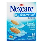 Nexcare Waterproof Bandages (1 Unit)