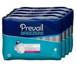 Brief Prevail Tab Closure Large Disposable Heavy Absorbency #PVB-013/2 (Case of 72)