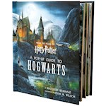 Harry Potter Pop Up Guide To Hogwarts - Hardcover with 5 Spectacular Spreads (1)