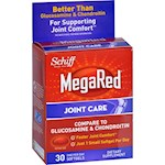 Schiff Vitamins Joint Care - MegaRed - 30 Softgels (1)