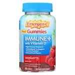 Emergen-C Gummies - Immune - Raspberry - 45 count (1)