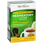 Herbion Naturals Respiratory Care - Natural Care - Herbal Granules - 10 Packets (1)