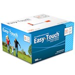 Easy Touch Insulin Syringes 30 Gauge .5cc 5/16 in - 100 ea (1)