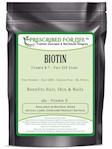 Biotin - Pure USP Grade Vitamin B-7 (Vitamin H) Powder, 25 kg (25 kg (55 lb))