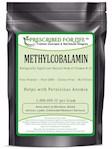 MethylCobalamin - Natural Vitamin B-12 Pure Powder (1,000,000 IU per Gram), 0.5 oz (0.5 oz)