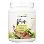 Naturade Pea Protein - Chocolate - Jug - 20.63 oz (1)