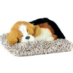 Mini Perfect Petzzz Dog w/ Soft Synthetic Hair Watch It Snore - Beagle (1)