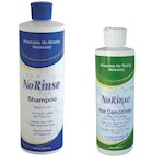 No Rinse Hair Shampoo and Conditioner Set - Perfect Products For Care Givers (2)