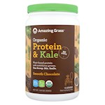 Amazing Grass Organic Protein and Kale Powder - Smooth Chocolate - 19.6 OZ (1)